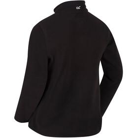 Regatta Hot Shot II Fleece Pullover Kids Black/Black